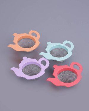 Çaydanlık Motifli Çay Süzgeci