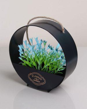 Çiçekli Dekoratif Süs