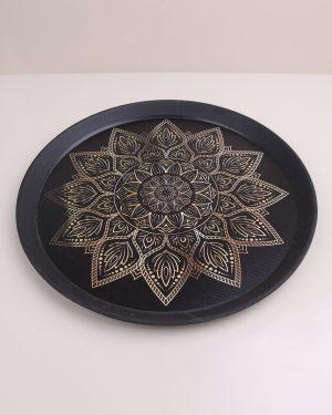 Mandala Desen Tepsi