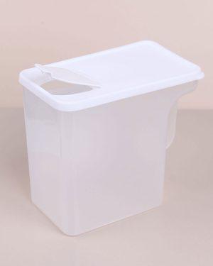 Plastik Kulplu Saklama Kabı