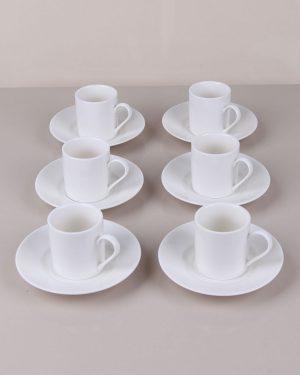 Porselen Kahve Takımı