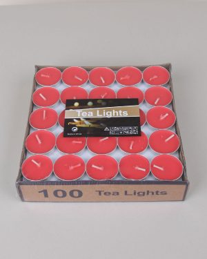 T-light 100 lü Mum