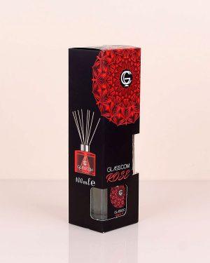 Glasscom Oda Kokusu Rose
