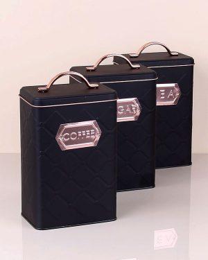 Diamond Case Üçlü Saklama Kutusu